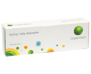 MyDay daily disposable - 2 упаковки (-3%)