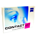 Zeiss Contact Day 1 Easy Wear - 3 упаковки по 30 шт. (-5%)