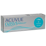 1-Day Acuvue Oasys with HydraLuxe одноденні контактні лінзи
