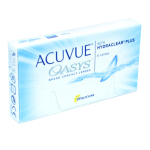 Acuvue Oasys With Hydraclear Plus 1+1=3 упаковки