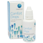 Comfort Drops CooperVision капли для глаз
