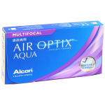 Air Optix Aqua Multifocal контактные линзы