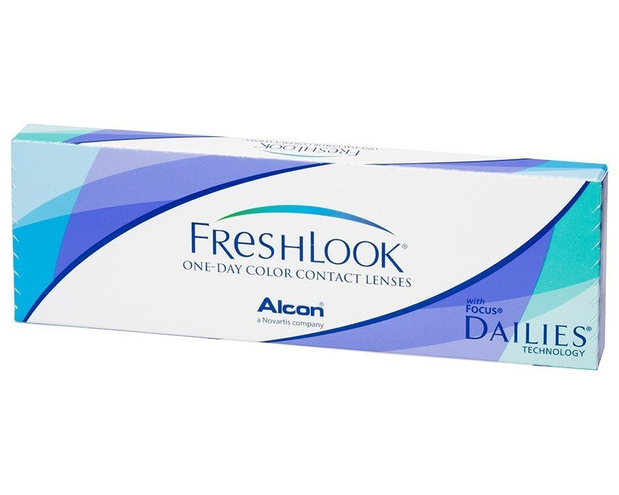 FreshLook One Day  - три упаковки по 30 шт. (-5%)
