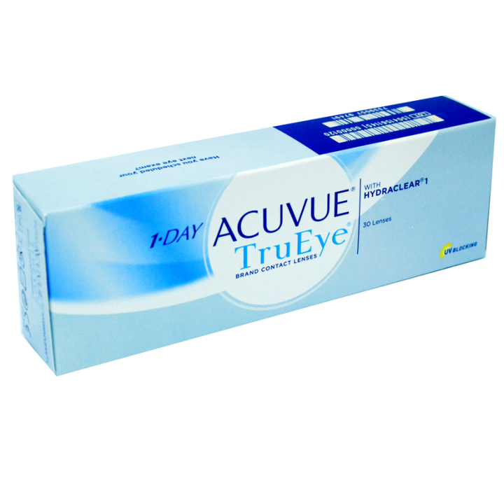 Johnson&Johnson 1-Day Acuvue TruEye 3 упаковки (-5%)