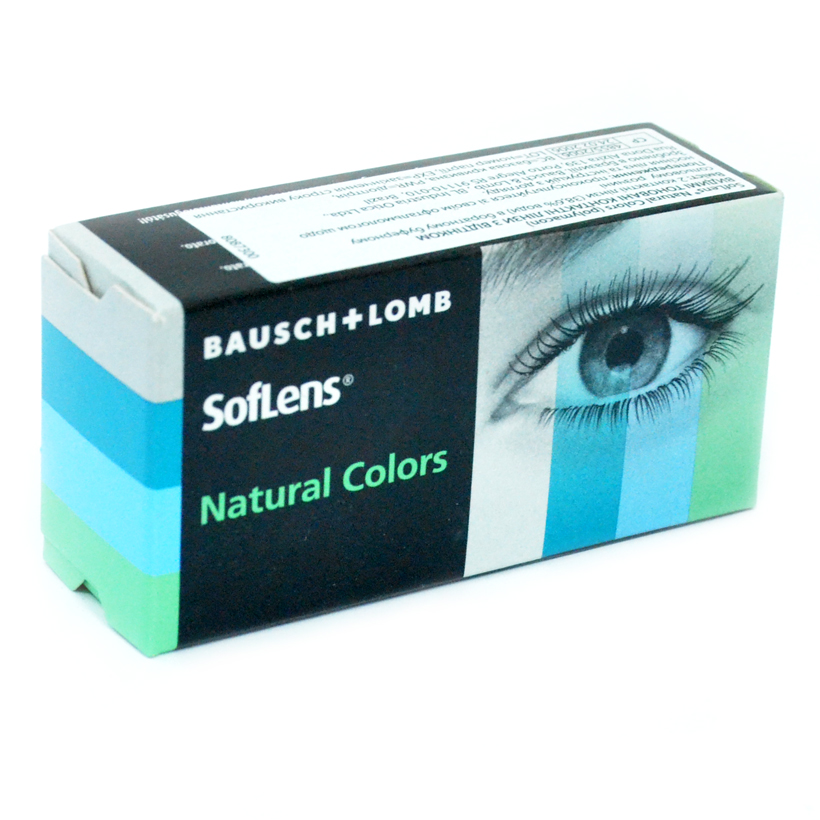 Контактные линзы SofLens Natural Colors (Софленс Натурал Колорс ... 8d7736aef8d0e