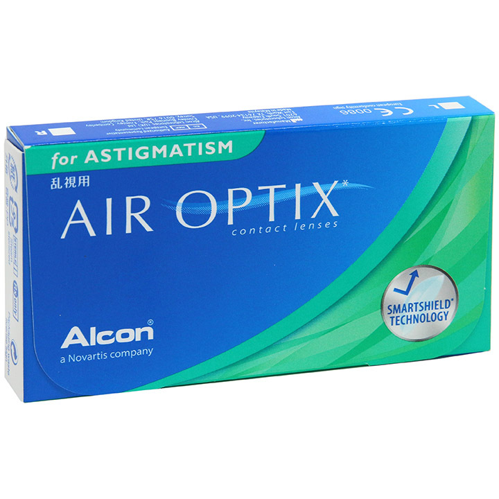 Air Optix for Astigmatism контактные линзы